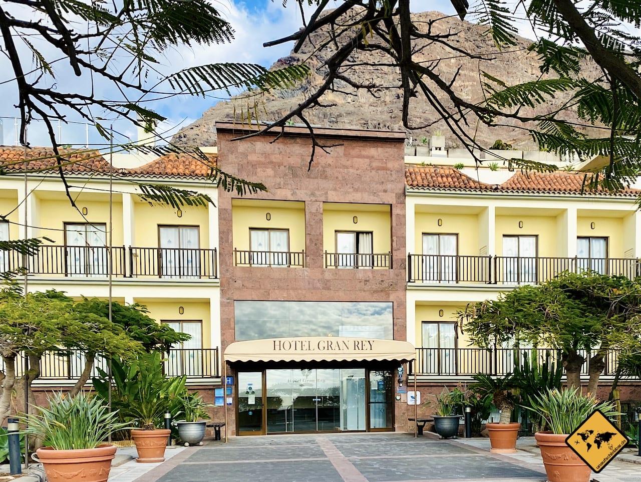 Hotel Gran Rey La Gomera