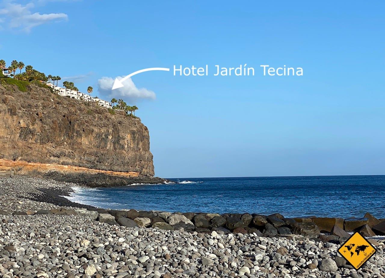 Hotel Jardín Tecina Playa Santiago