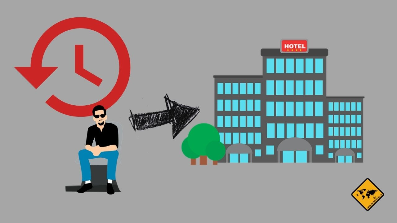 Hotel Pauschalreise Flugverspätung Ansprüche