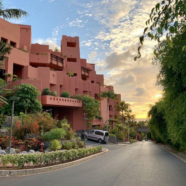 Hotelanlage Ritz-Carlton Playa Abama