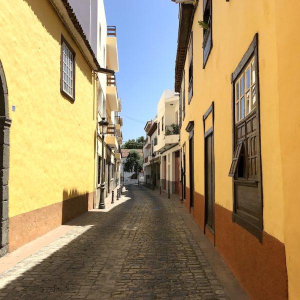 Icod de los Vinos Altstadt Sehenswertes auf Teneriffa