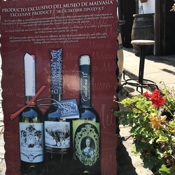 Icod de los Vinos Weinverkostung