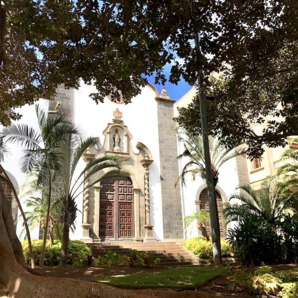 Iglesia San Francisco Santa Cruz de Tenerife