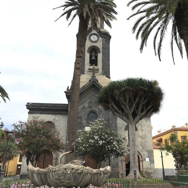 Iglesia de Nuestra Senora de la Pena de Francia Puerto Cruz