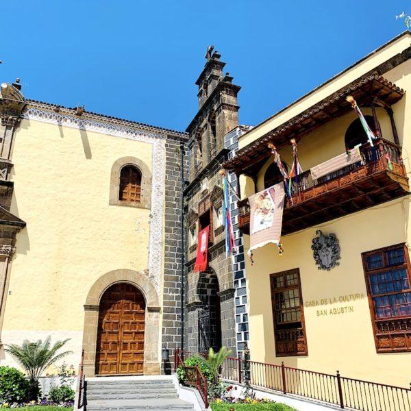 Iglesia de San Agustin und Kulturzentrum La Orotava