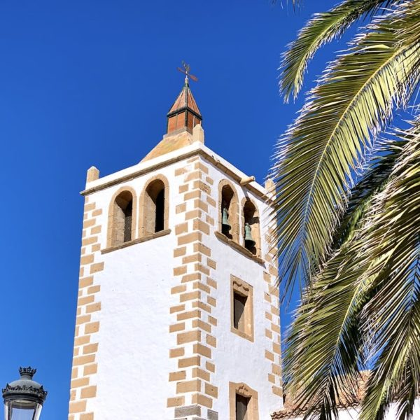 Iglesia de Santa María Betancuria Fuerteventura