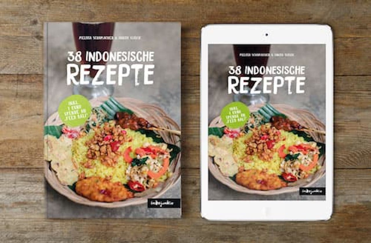 Indonesien Kochbuch Indojunkie