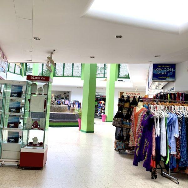 Indoor Shopping Center Costa Teguise Lanzarote