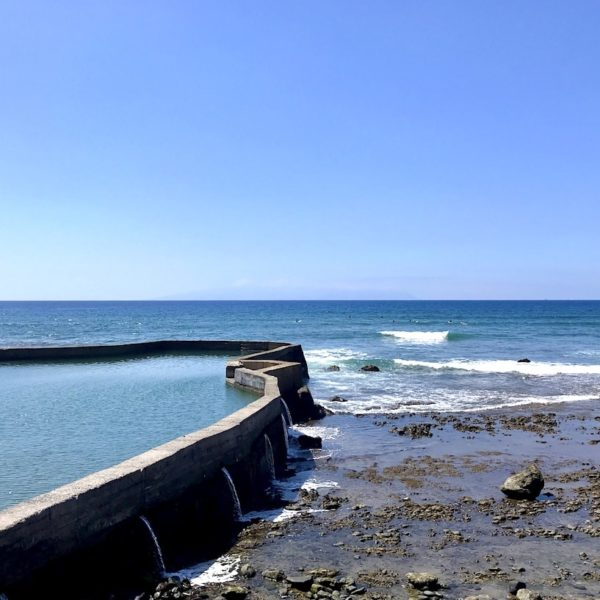 Infinity-Pool Playa de las Américas Maui Beach