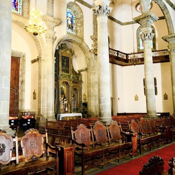 Innenbereich Nuestra Señora de la Concepción