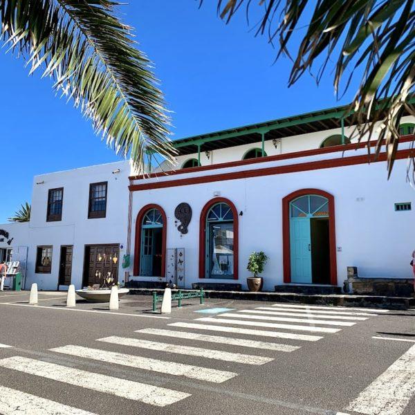 Innenstadt Teguise Lanzarote