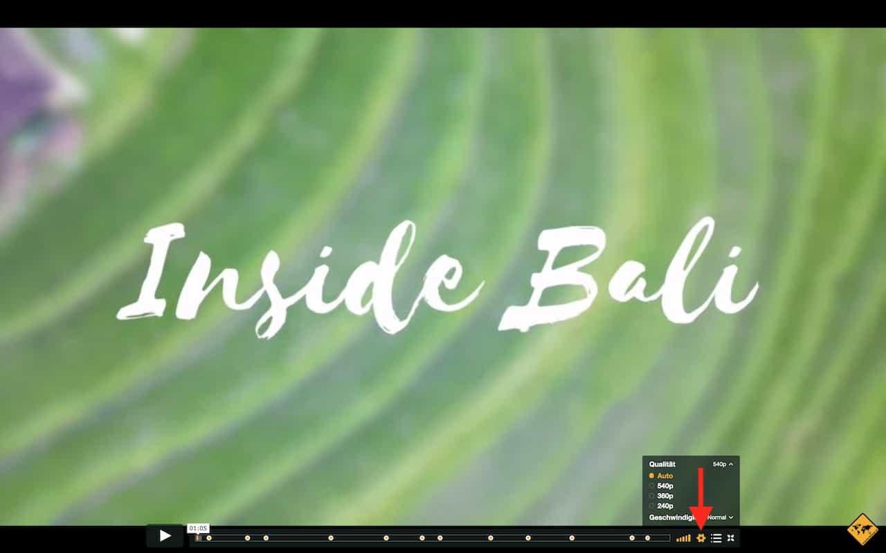 Inside Bali Qualität