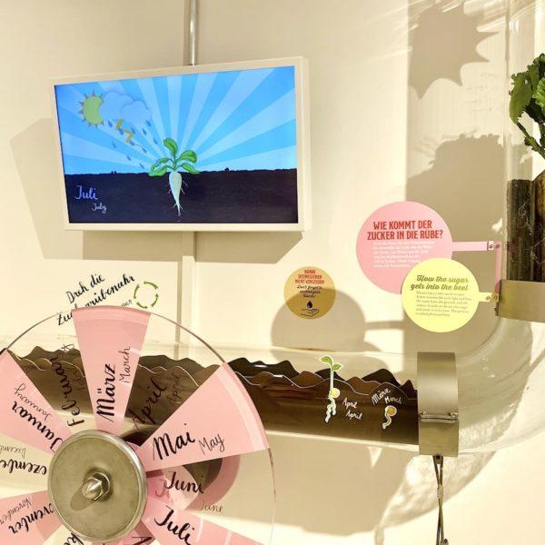 Interaktive Tour Maestrani's Chocolarium