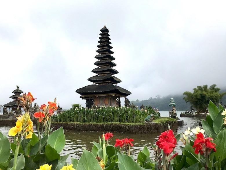 Interessante Orte auf Bali Pura Ulun Danu Bratan