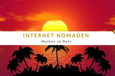 Internet Nomaden: Diese 10 Mythen kursieren im Netz