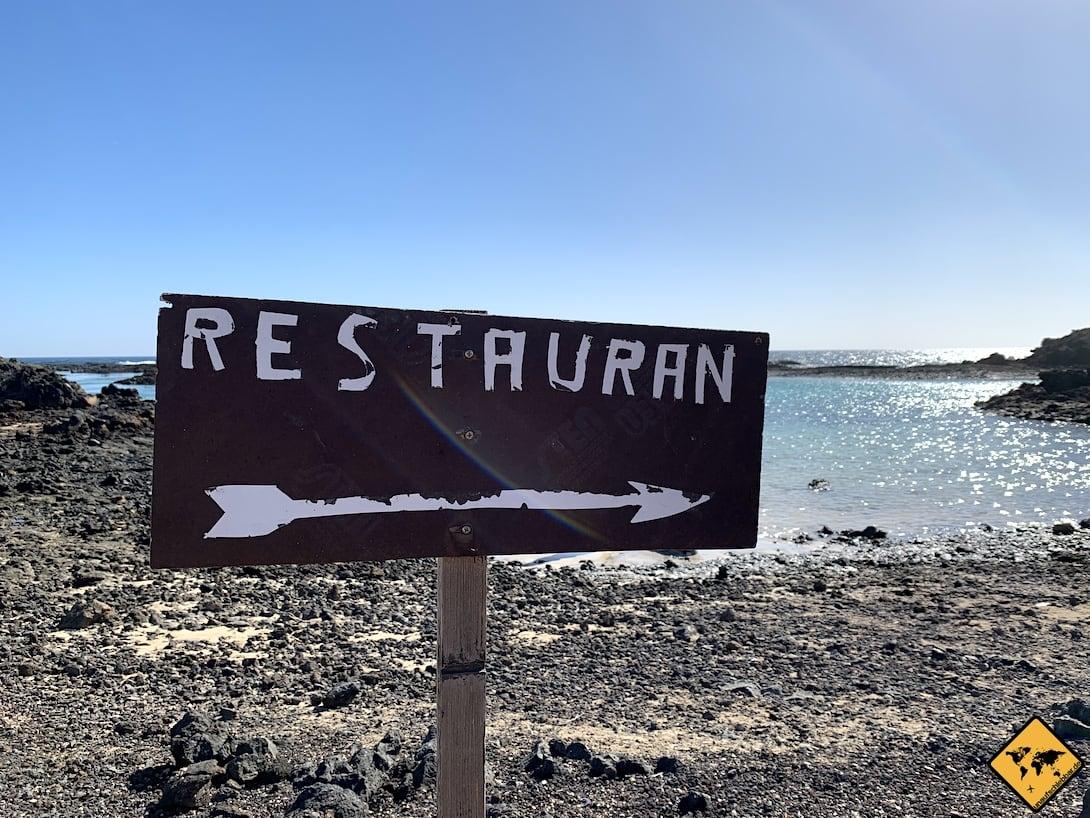 Isla de Lobos Restaurant