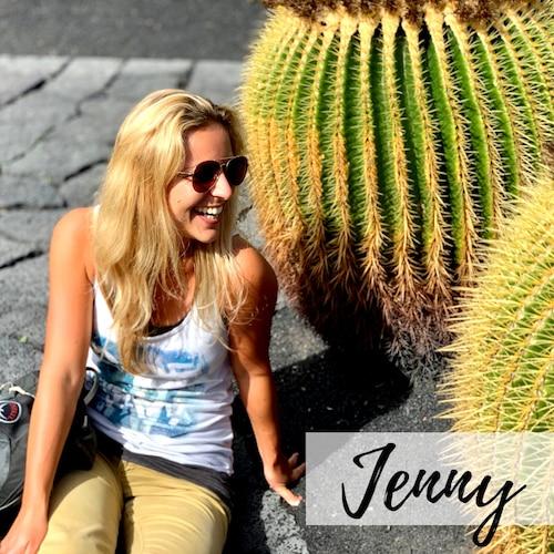 Jenny unaufschiebbar