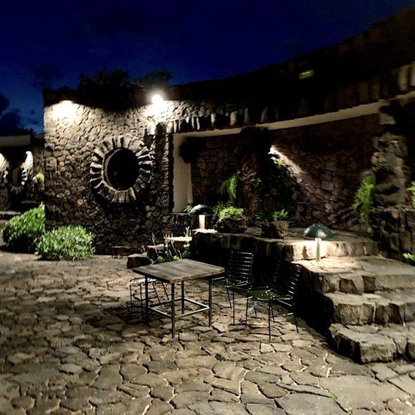 Jameos del Agua Lanzarote Außenbereich