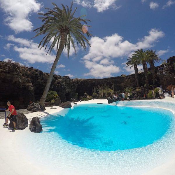 Jameos del Agua Pool Lanzarote