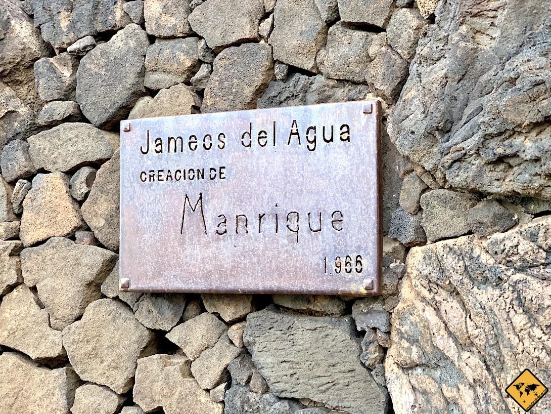Jameos del Aqua Lanzarote César Manrique