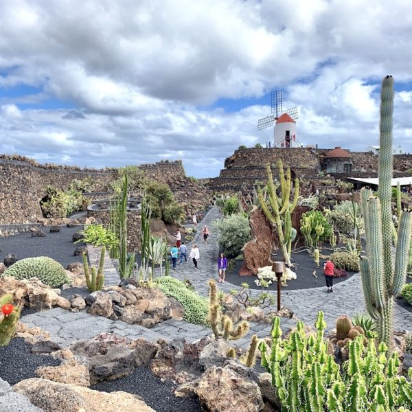 Jardín de Cactus Besuchszeit
