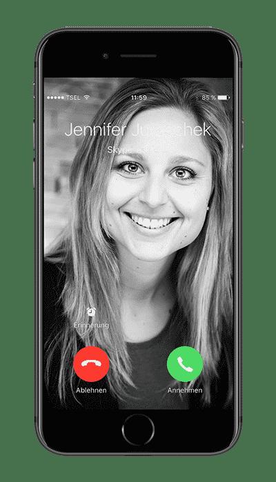 Jenny Smartphone