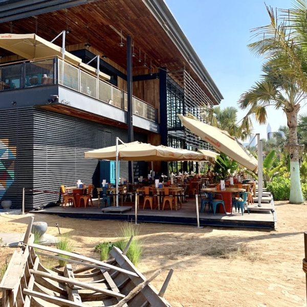 Jumeirah Beach Dubai Restaurant