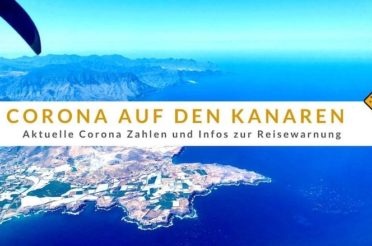 Corona Risikogebiet Kanaren: Reisewarnung seit 20.12.2020