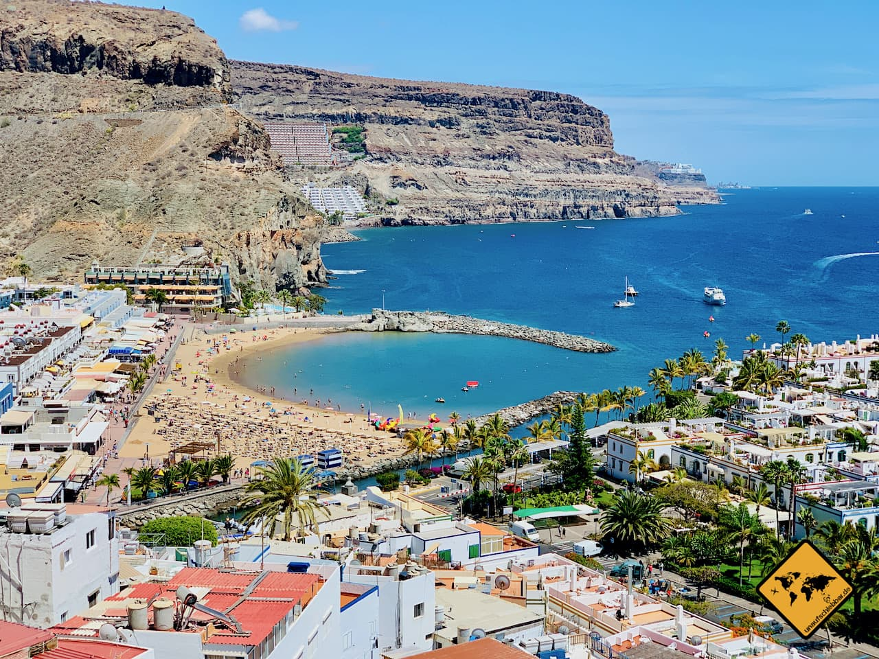 Kanaren Puerto de Mogán Gran Canaria