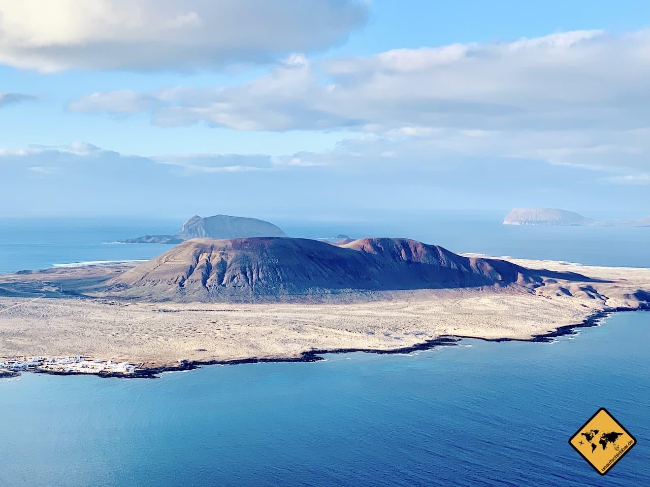 Kanaren welche Insel La Graciosa