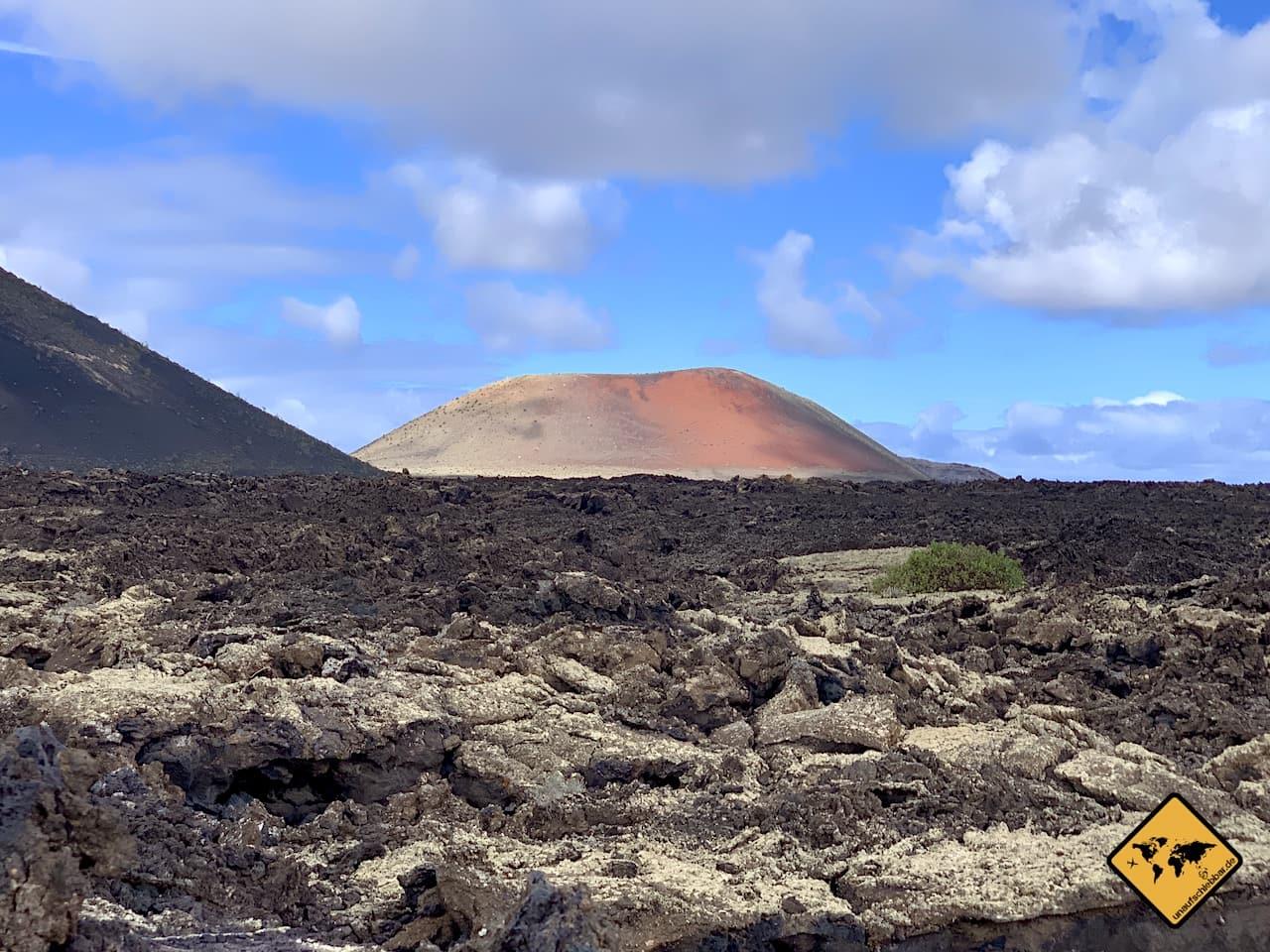 Kanaren welche Insel Vulkan Lanzarote