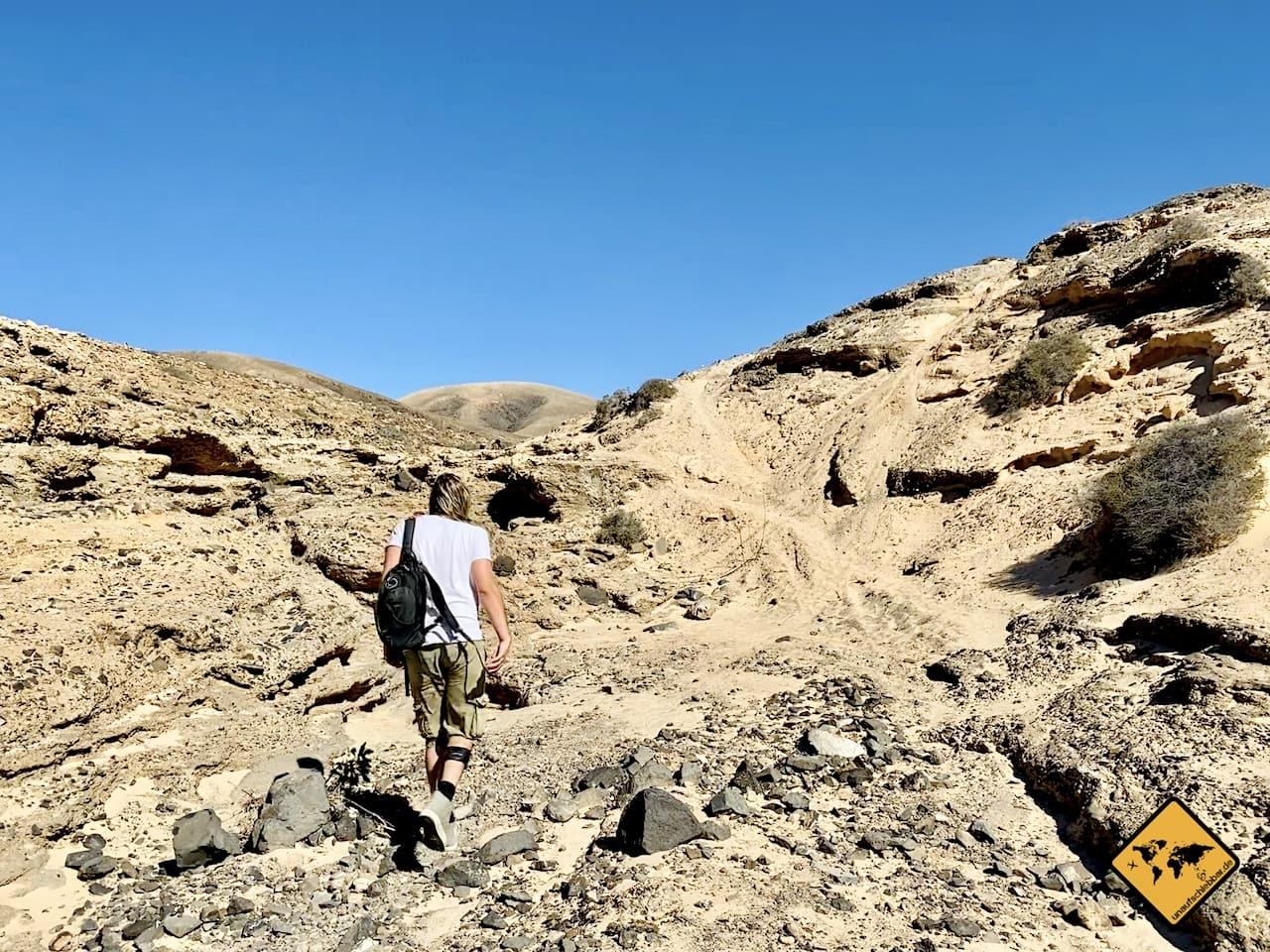 Kanaren welche Insel wandern Fuerteventura