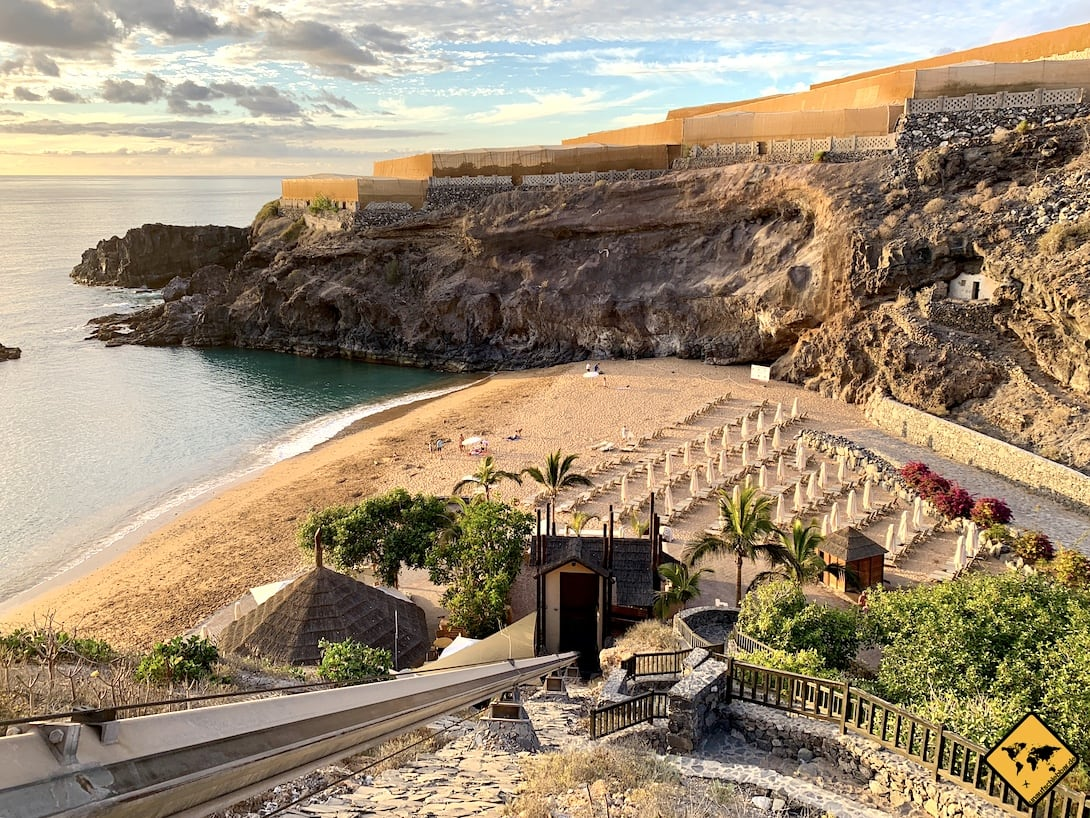 Kanarische Inseln Teneriffa Playa Abama
