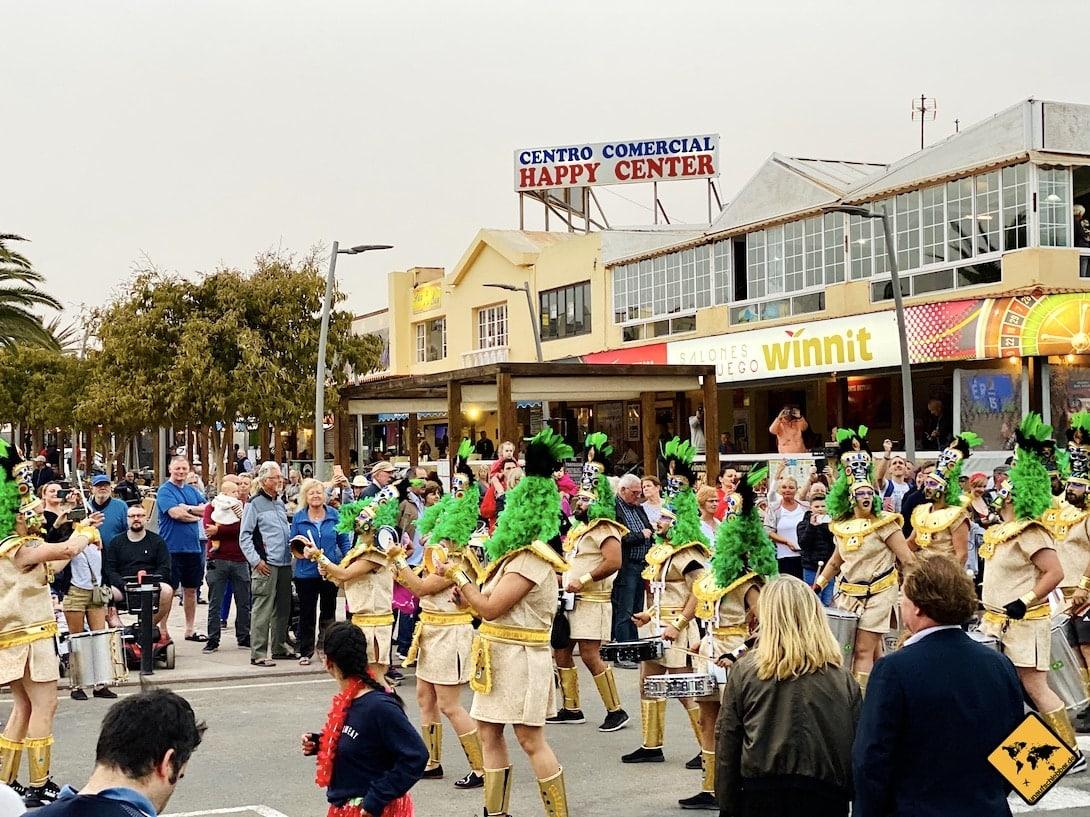 Karneval Fuerteventura Caleta de Fuste 2020