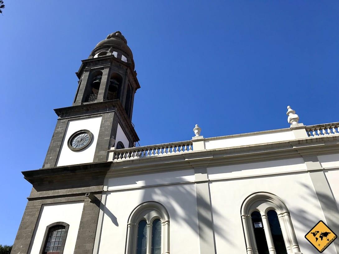 Die Catedral de la Laguna Teneriffa ist die erste Kirche, für die wir jemals Eintritt zahlen sollten