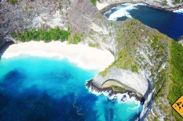 Kelingking Beach Bali – der schönste Strand Indonesiens