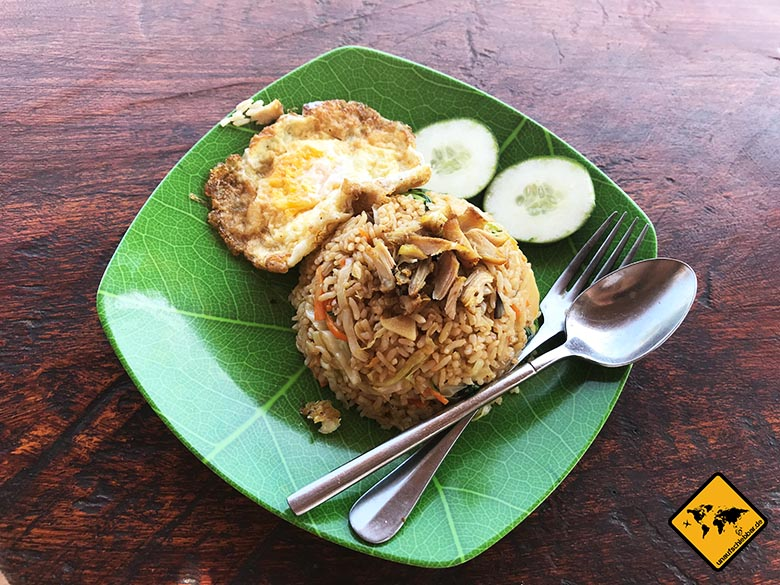 Kelingking Secret Point Nasi Goreng