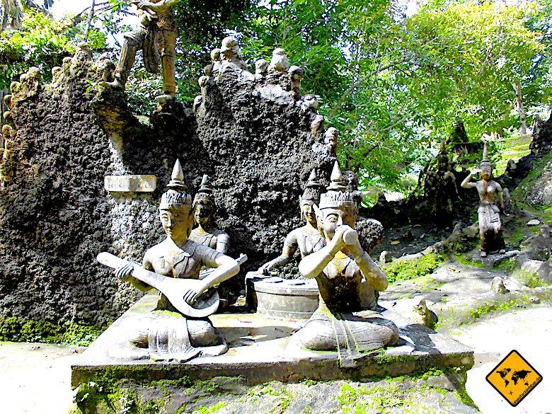 Khun Nim's Garden Koh Samui