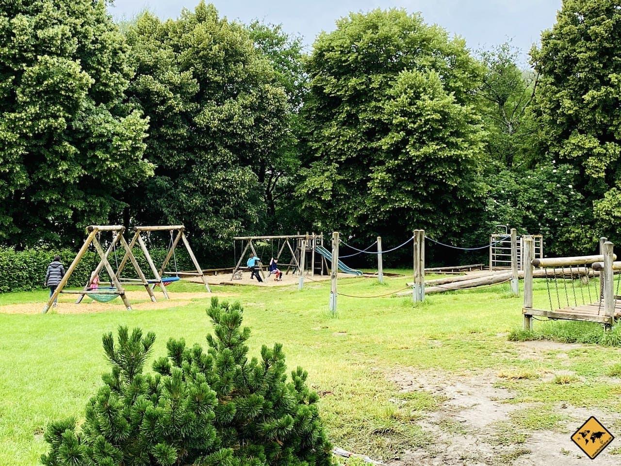 Kinderspielplatz Affenberg Salem