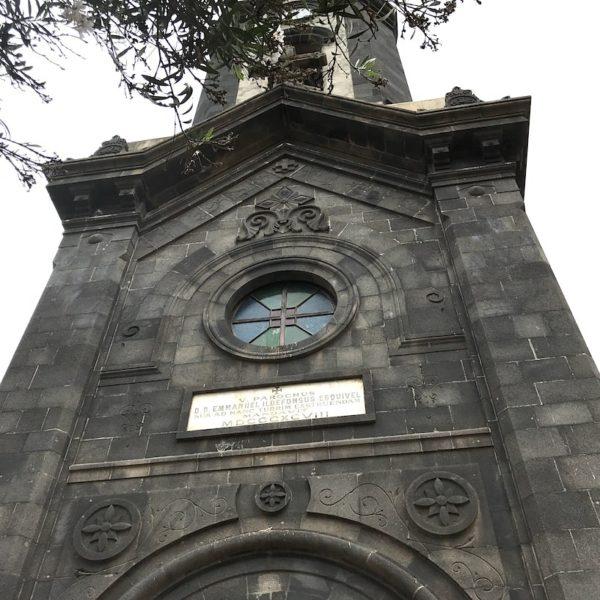 Kirche englischer Platz Puerto de la Cruz