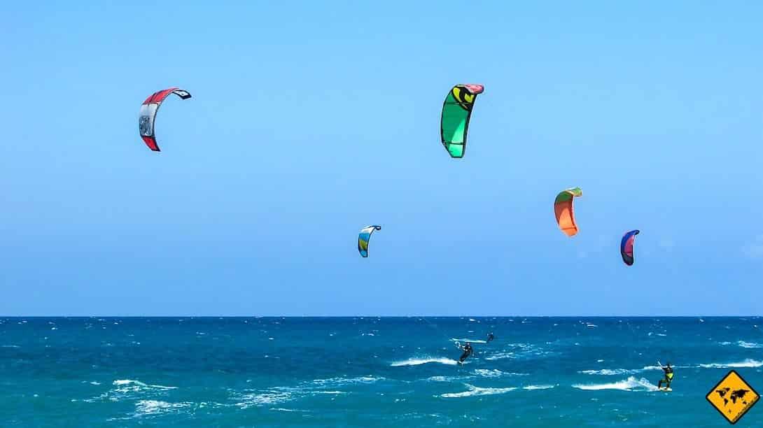 Kitesurf Strand Dubai