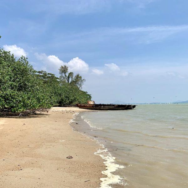 Kitesurfer Beach Phuket
