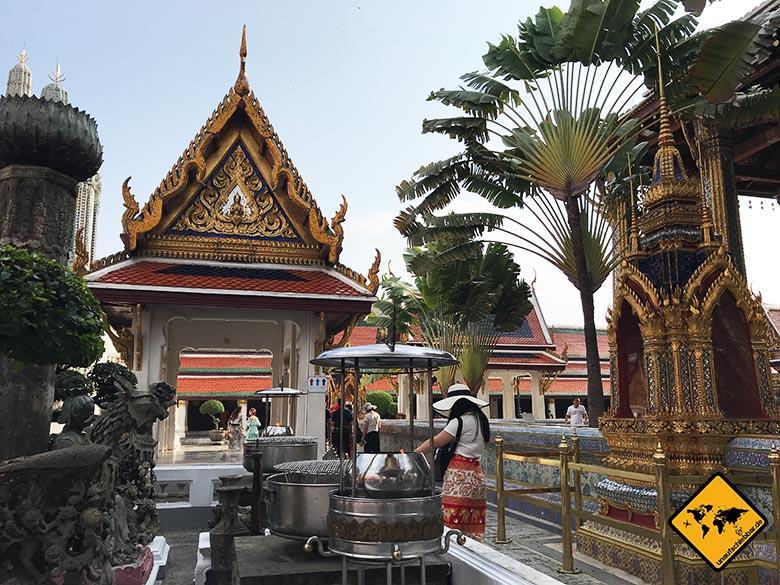 Königspalast Bangkok beste Besuchszeit