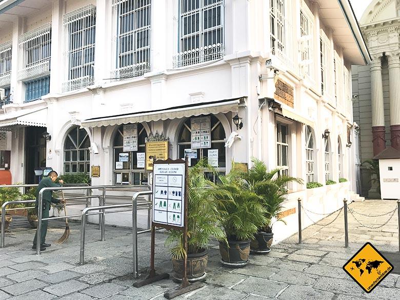 Königspalast Bangkok Eintritt