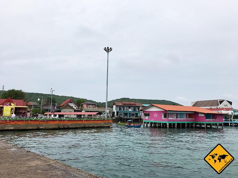Koh Larn Ba Naan Pier