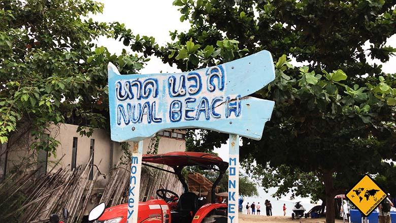 Koh Larn Beach Nual