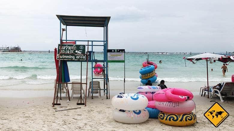 Koh Larn Beach Tawaen
