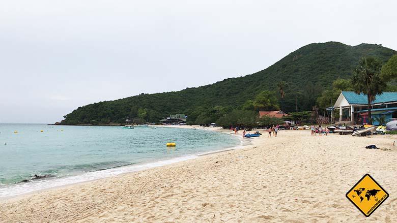 Koh Larn Beach Tien Beach