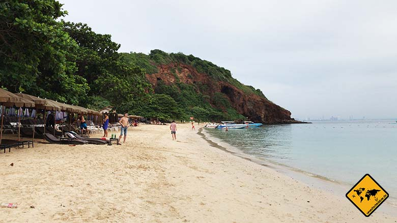 Koh Larn Island Nual Beach