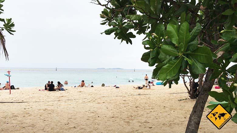 Koh Larn Island Samae Beach